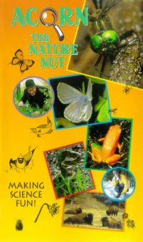 Acorn, The Nature Nut Videos:Making Science Fun - butterflies-and-flutter-bys
